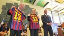 Барселона гостува на Шимон Перес (Видео)