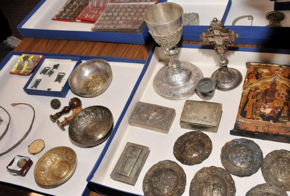 Четири временни експозиции, представящи културни ценности от България, ще бъдат