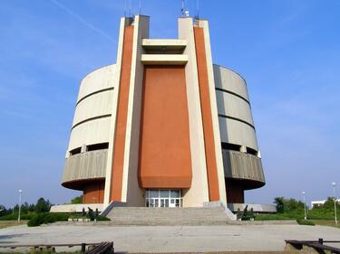 Панорамата в Плевен хит сред туристите за 2013 г.