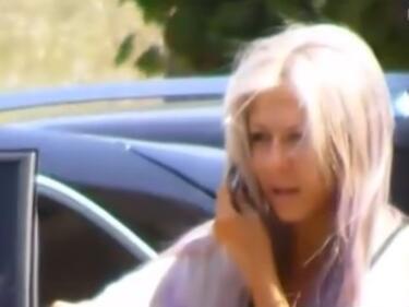 Ето как изглежда Андреа без грим (СНИМКИ)