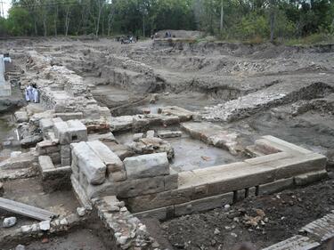 Нова атракция в Бургас включва римска баня и султански комфорт