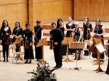 КТБ АД зарадва клиентите си с пролетен празник на класическата музика