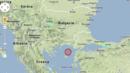 350 са разтърсванията след мощния трус в Егейско море