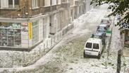 Трагедия! Адската буря в София взе жертва