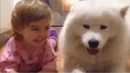 100% смях: Деца и домашните им любимци - най-добрата компилация (ВИДЕО)