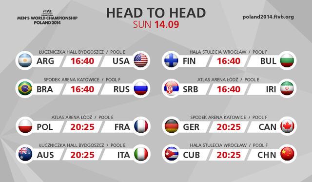 Предстои развръзката за топ 6 на Световното по волейбол