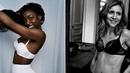 Обикновени жени позират за реклами на бельо (СНИМКИ)
