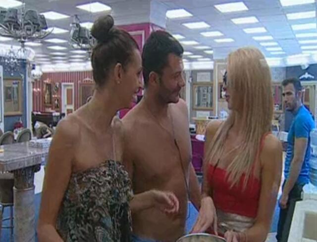 Камелия Воче иска да напусне къщата на VIP Brother
