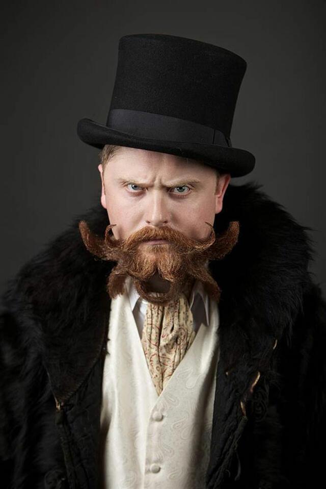 Господа, брадата крие огромен минус!