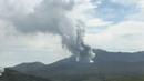 Вулканът Асо в Япония изригна (СНИМКИ/ВИДЕО)
