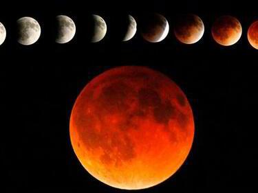 """Довечера изгрява """"Кървавата Луна""""! Какво да очакваме"""