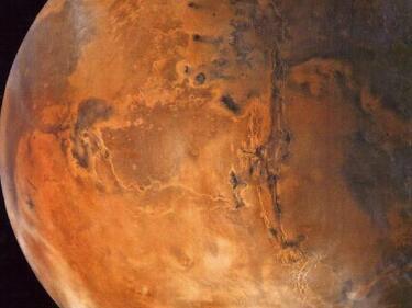 Наса разкри голямата мистерия на Марс