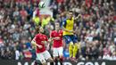 Арсенал спечели дербито с Манчестър Юнайтед