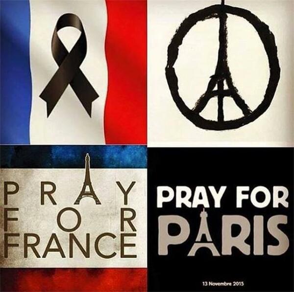Страх скова света след кървавите атаки в Париж (Обзор)