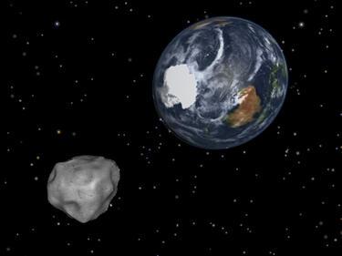 Неизвестен астероид премина заплашително близо до Земята