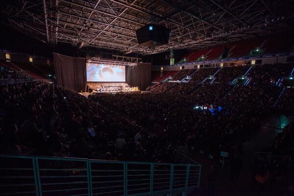Пускат нови сектори за LOTR in Concert: Двете кули