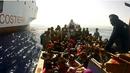 18 мигранти се удавиха в Егейско море