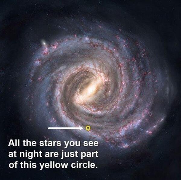 25 снимки, които ще променят начина, по който гледате на Вселената