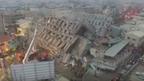 Още жертви изпод развалините на Южен Тайван, трусът съсипа град Тайнан