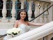 Eкс чалга звезда се омъжи като принцеса във Вегас