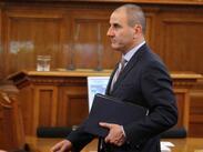 Цветанов: Бъчварова полага максимални усилия