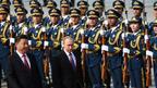 Революция! Китай и Русия се обединиха и обещаха мир на света
