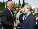 За да стигнете до Европа, ще трябва да минете през нас, намекна Борисов за енергийните проекти в Иран