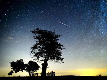 Наблюдаваме спектакъл от падащи звезди в нощта срещу 12 август