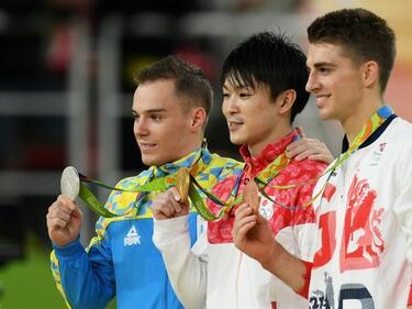 Всички медалисти от петия ден на Олимпиадата