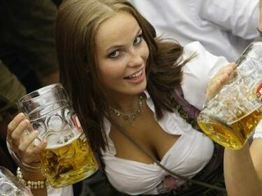 Идеалната диета - бира, вино и череши