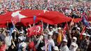 81 500 души изгубиха работата си в Турция след метежа