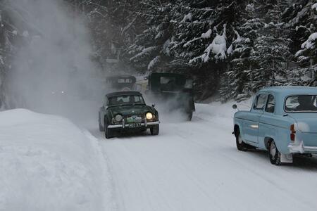 Зимните гуми навършиха 80 години
