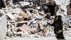 Жилищна сграда се срути в центъра на Рим