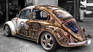 Най-креативните собственици на автомобили(СНИМКИ)