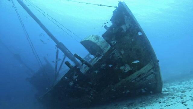 Откриха 40 древни кораба на дъното на Черно море