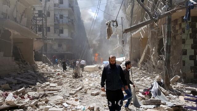 ООН: Глад върлува в Сирия, води нова бежанска вълна (снимки)