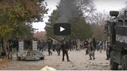 Как изглежда бежанският бунт отвътре (СНИМКИ/ВИДЕО)
