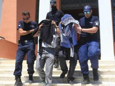 Гърция връща на Турция трима от дезертиралите военни