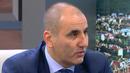 Цветанов: Условието на ПФ за 300 лв. пенсия провали новото правителство