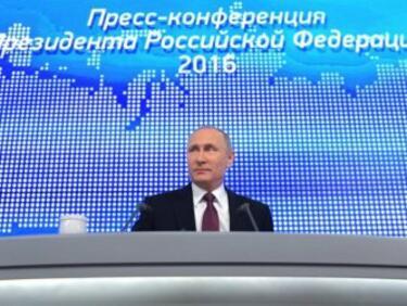 Путин противопостави добрия Тръмп на лошите демократи