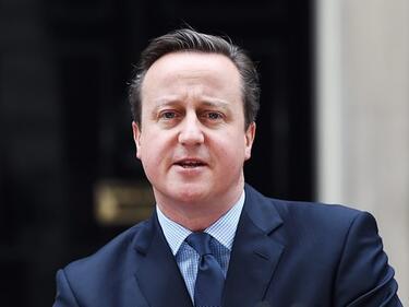 Дейвид Камерън ще става шеф на НАТО