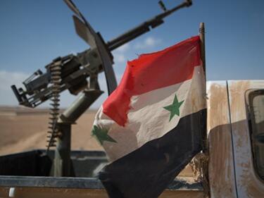 Русия, Турция и Иран си поделят Сирия