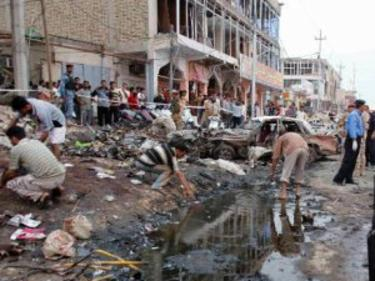 """""""Ислямска държава"""" окървави Багдад при визитата на Оланд"""
