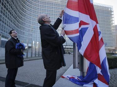 Великобритания вече започна да се дърпа от ЕС