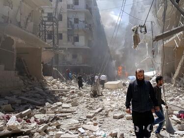 20 дни до старта на мирните преговори за Сирия