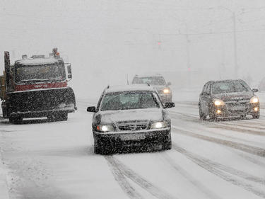 Как да се подготвим, ако ни се налага пътуване в тежки зимни условия