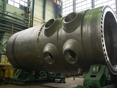 """Реакторите за """"Белене"""" идват през април"""