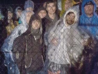 105 мигранти сме заловили по Нова година, 1000 са избягали на Запад