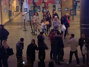 Две българки стъпкани при масова паника в Брюксел