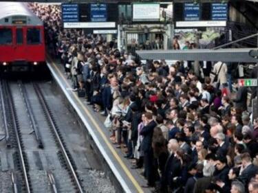 Стачка в метрото блокира Лондон